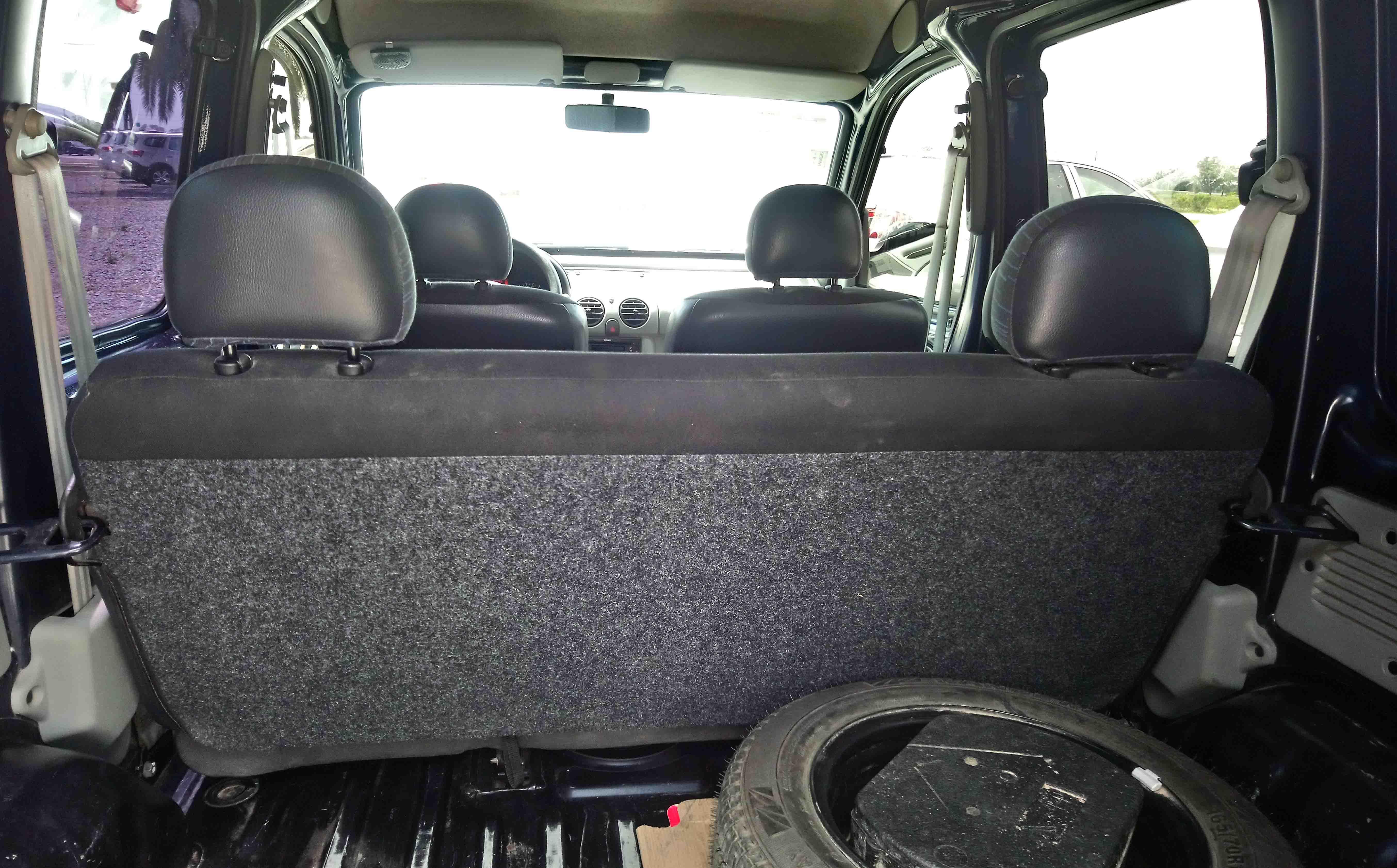 2013 Renault Kangoo Confort 5As 2PLC 1.6L