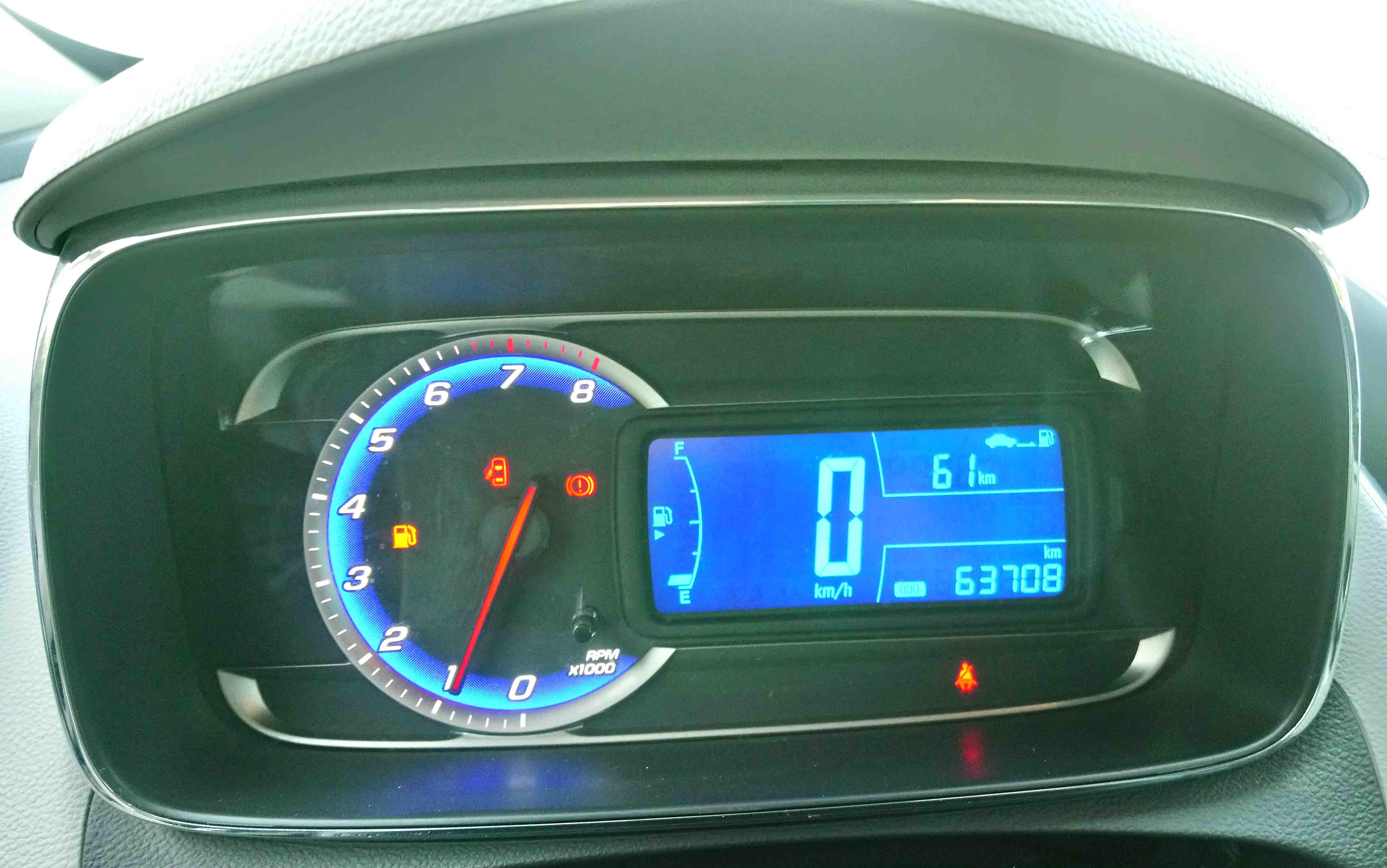 2016 Chevrolet Tracker LTZ 1.8L