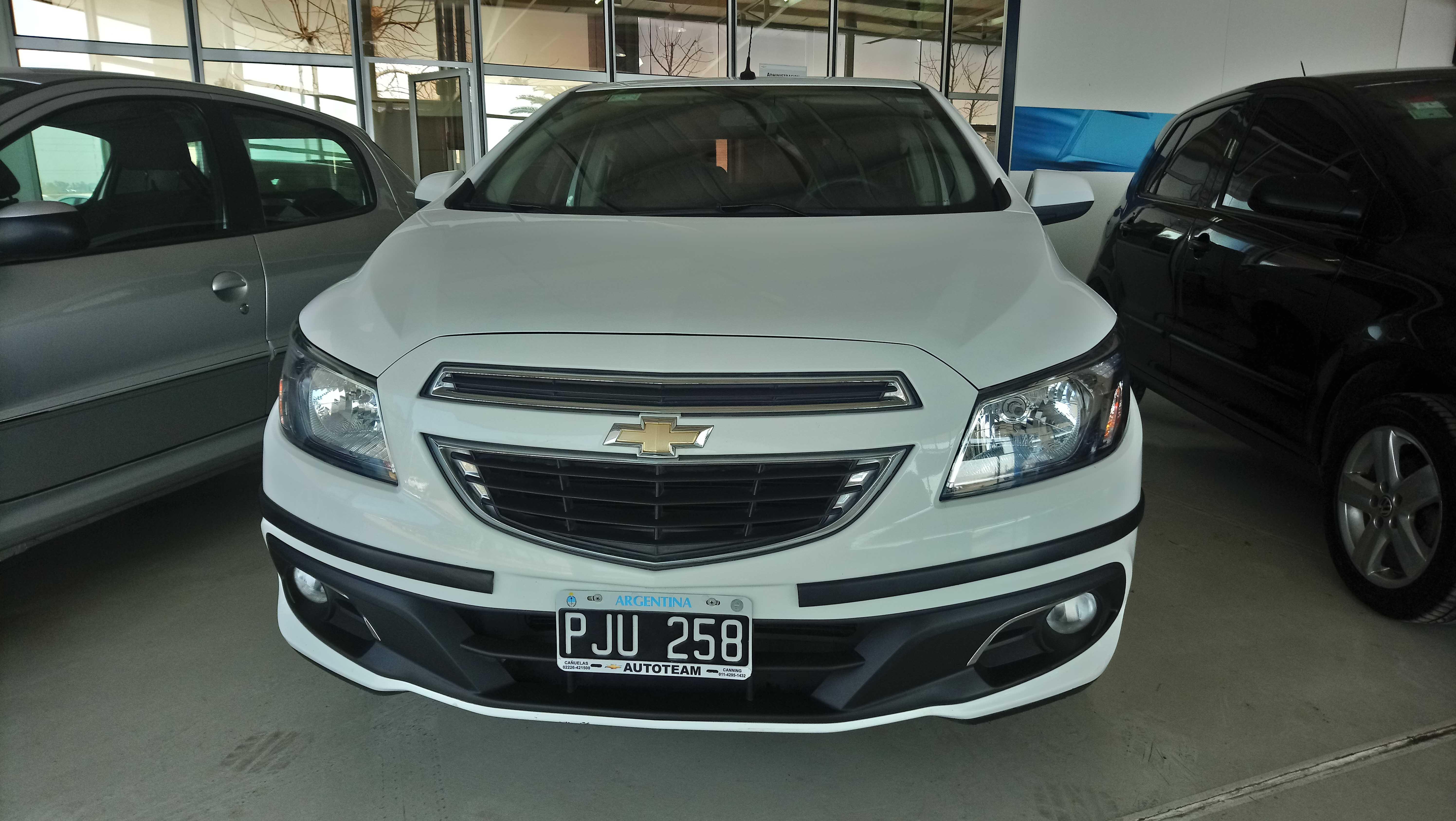 2015 Chevrolet Prisma LTZ 1.4L
