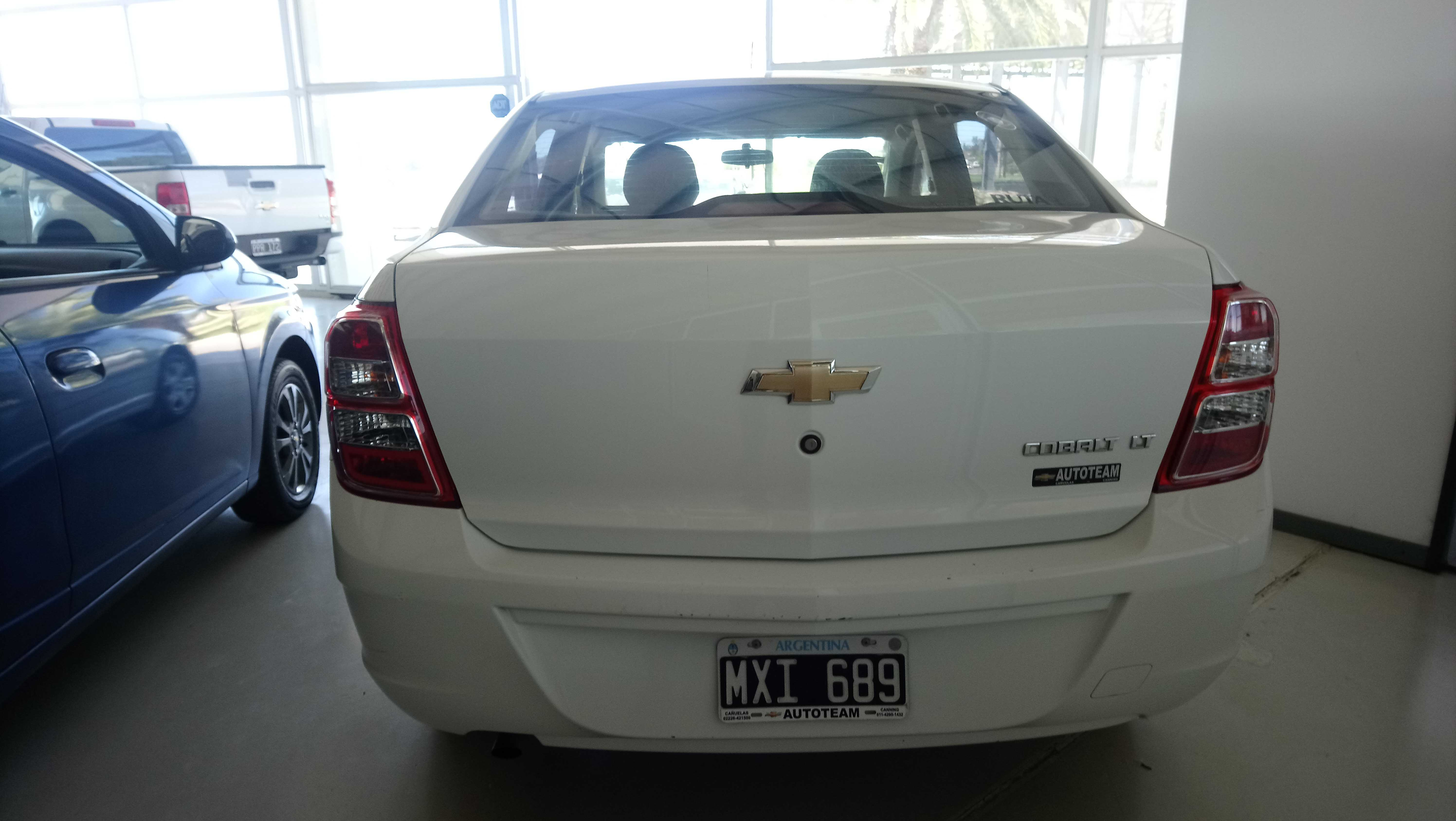 2013 Chevrolet Cobalt LT 1.8L