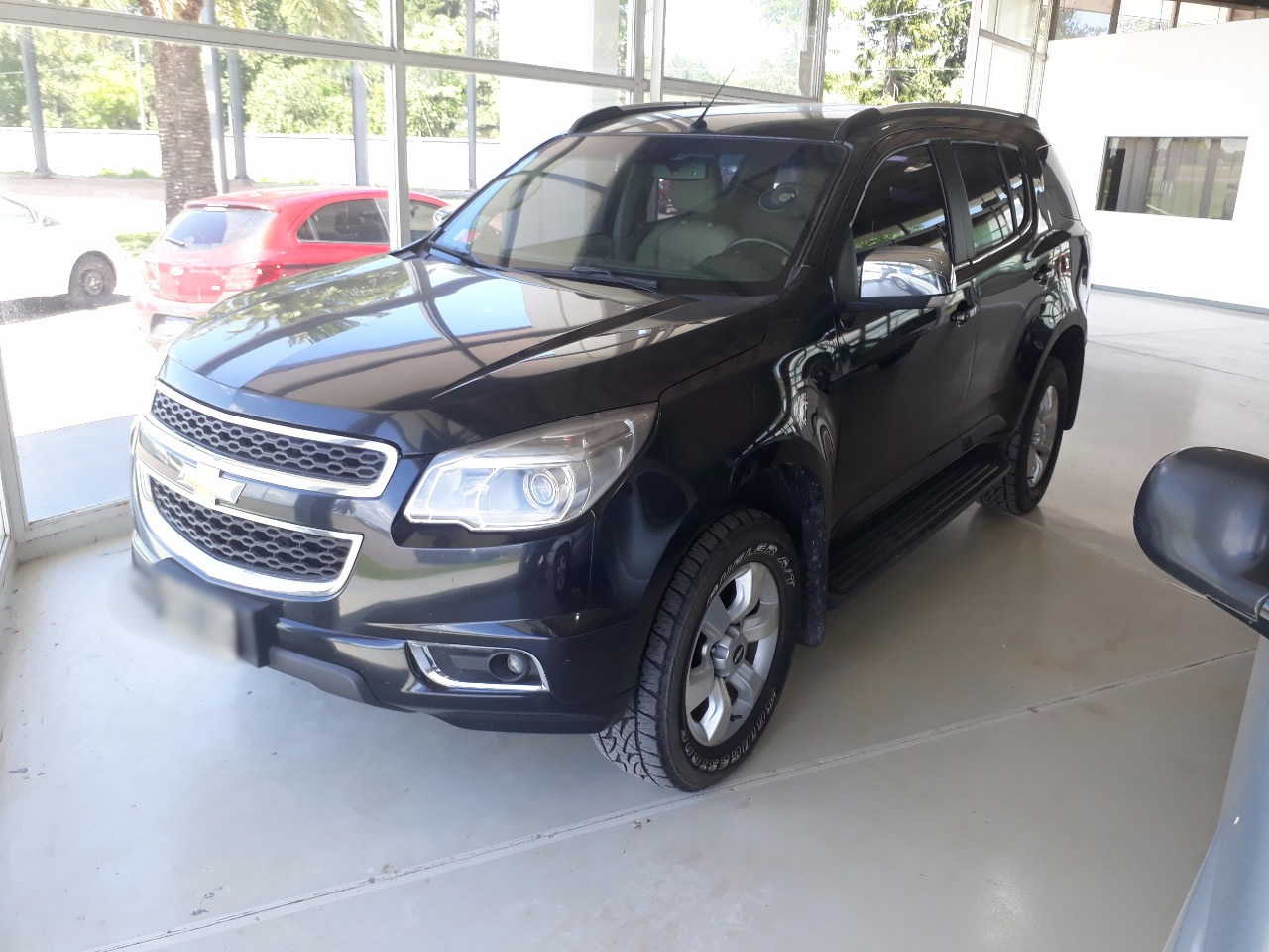 2013 Chevrolet Trailblazer LTZ 1,4L