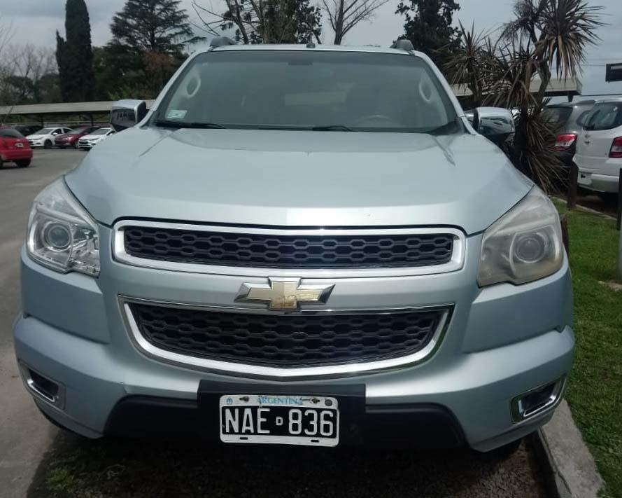 2013 Chevrolet S10 CC 4x4 LTZ 2.8L