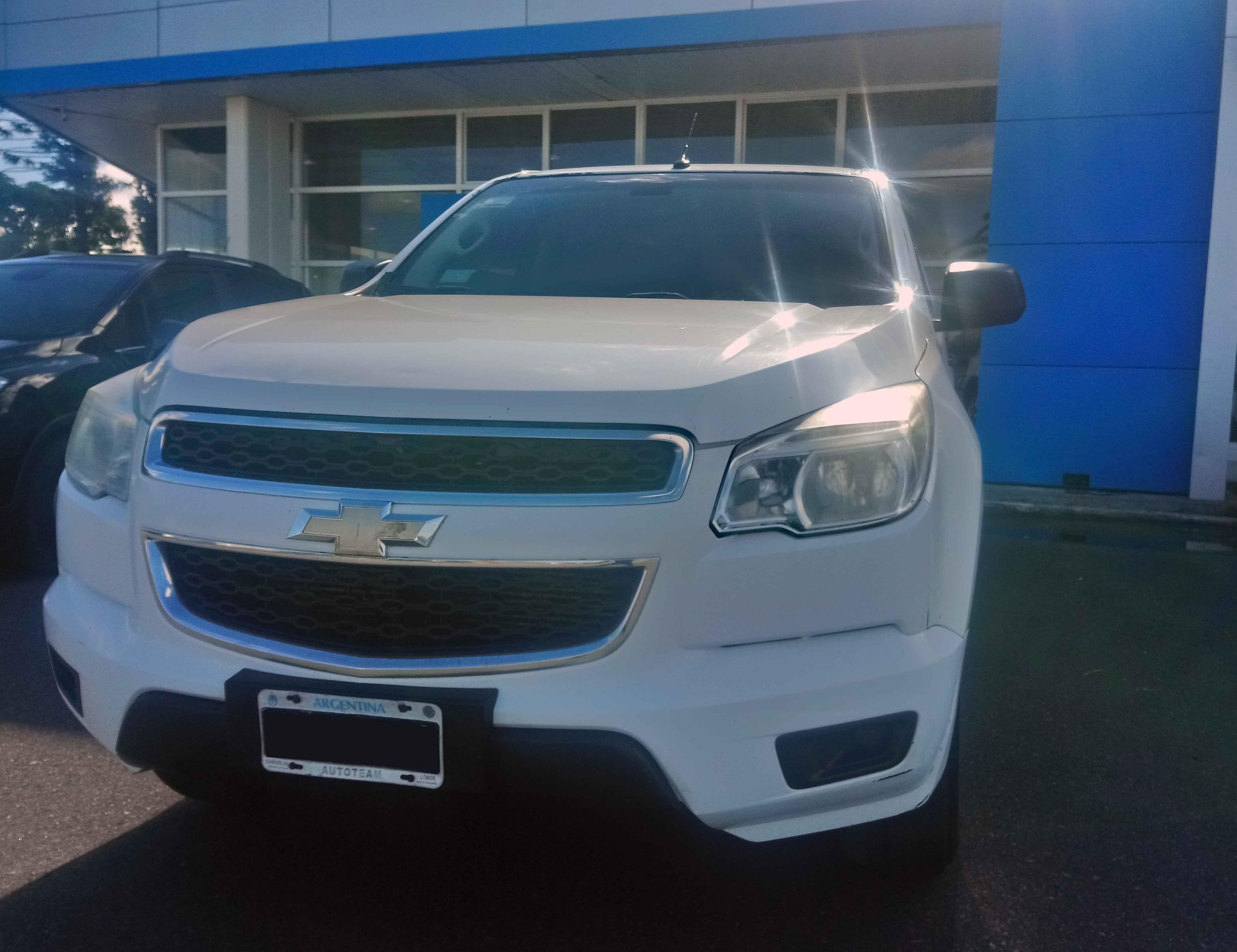 2014 Chevrolet S10 CC 4x2 LS 2.8L