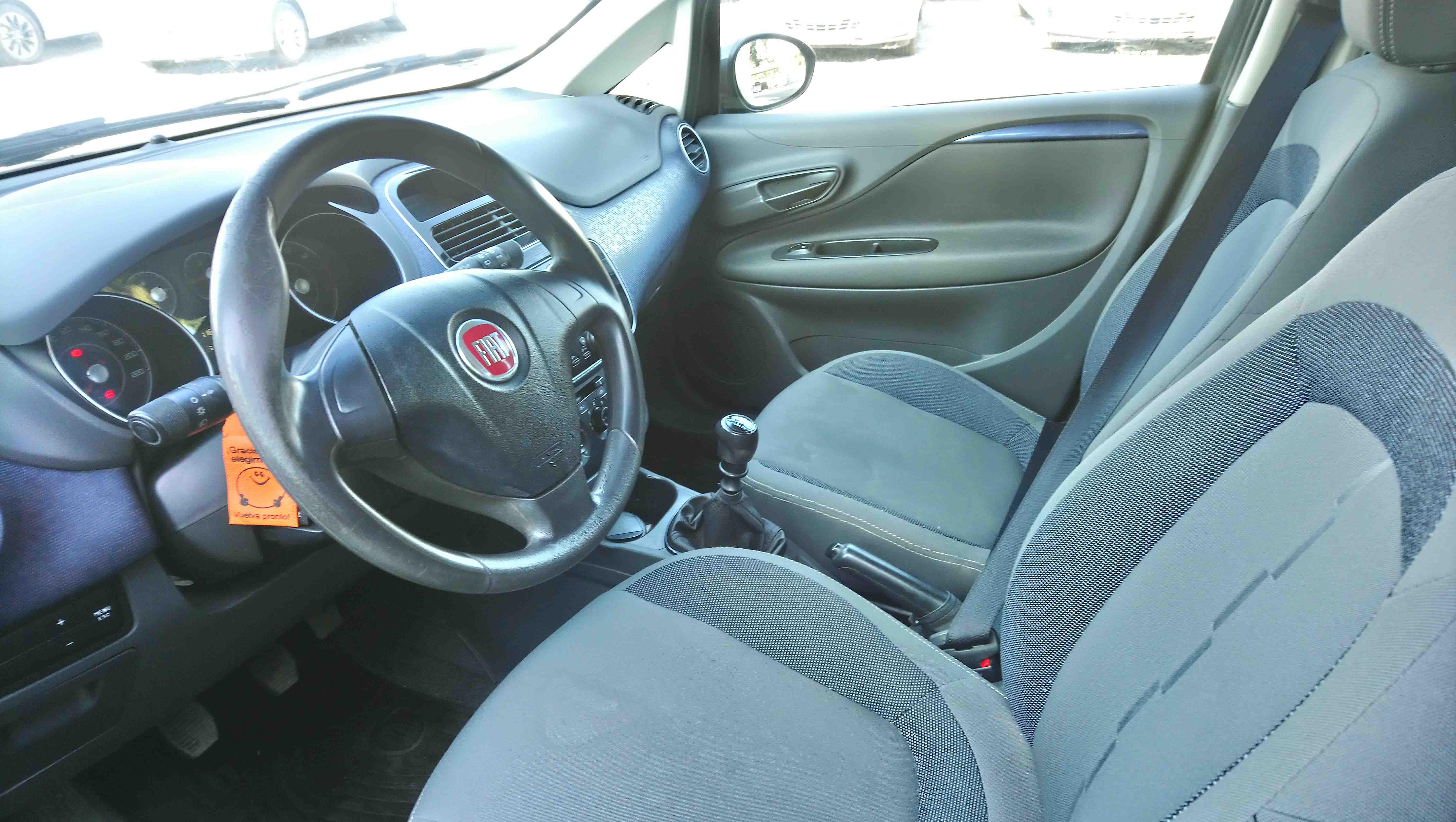 2013 Fiat Punto Atractive Top 1.4L