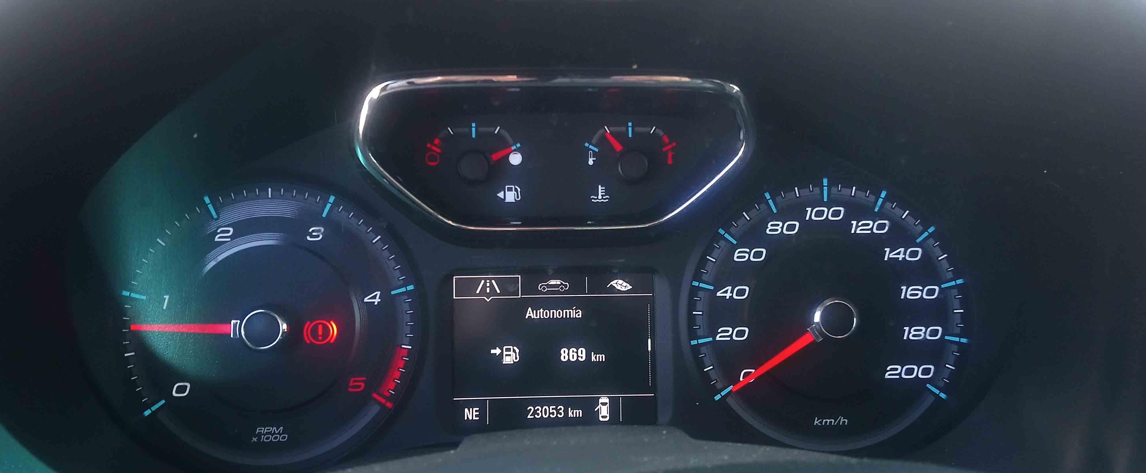 2018 Chevrolet S10 HC 4x4 M/T 2.8L