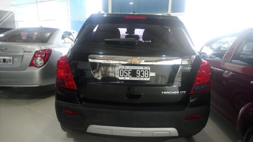 2015 Chevrolet Tracker LTZ 1.8L