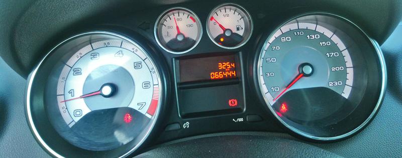 2016 Peugeot 308 Active 1.6L