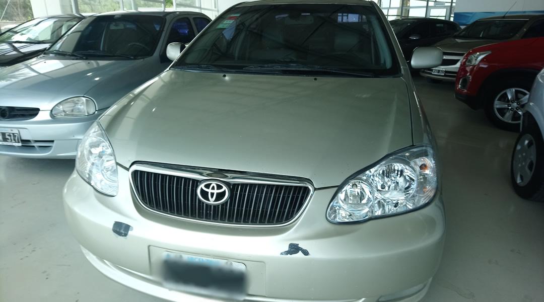 2006 Toyota Corolla 1.8L