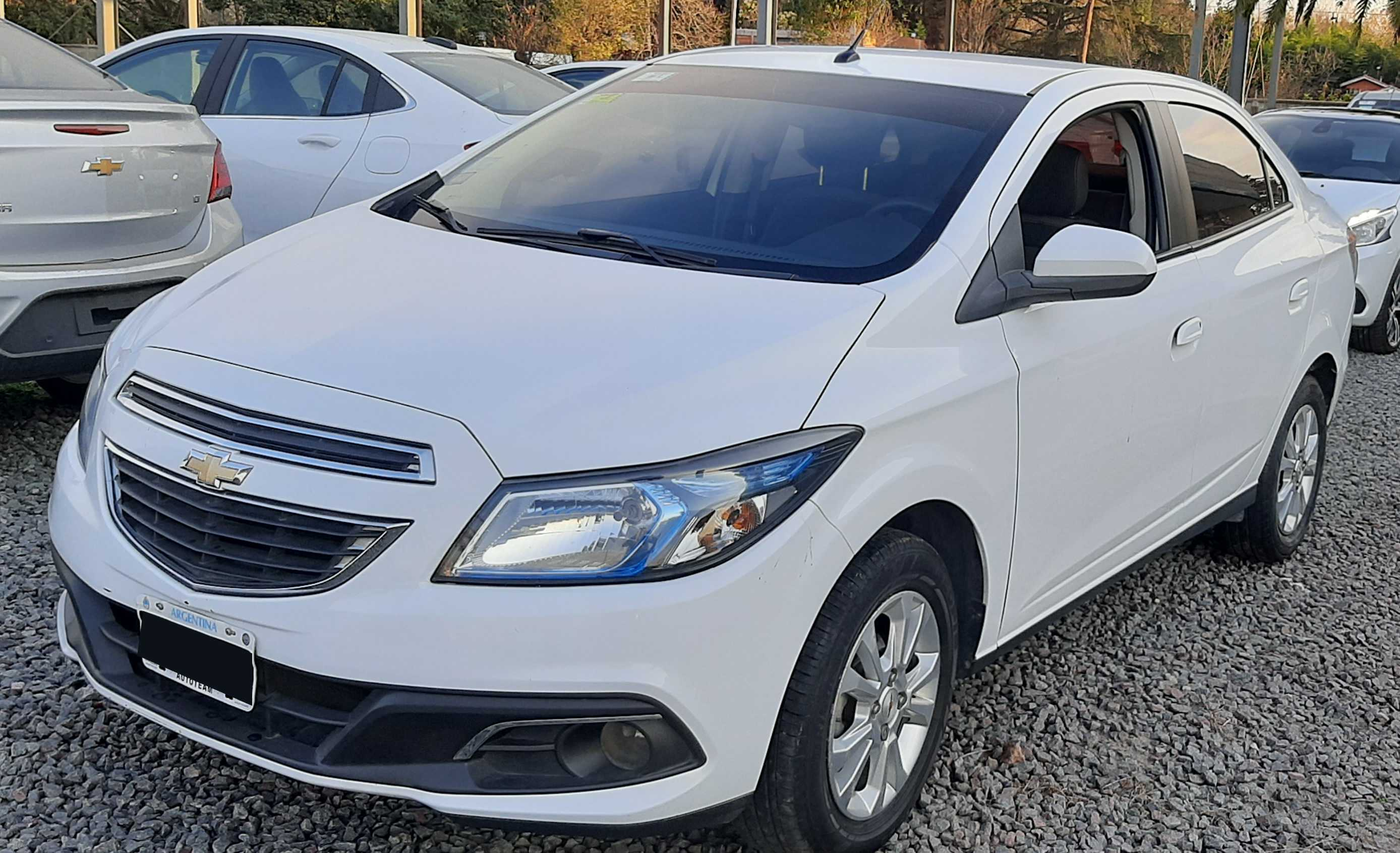 2014 Chevrolet Prisma LTZ 1.4L