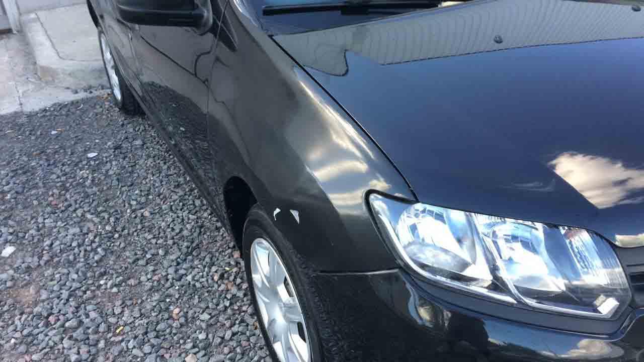 2016 Renault Sandero Expresion 1.6L