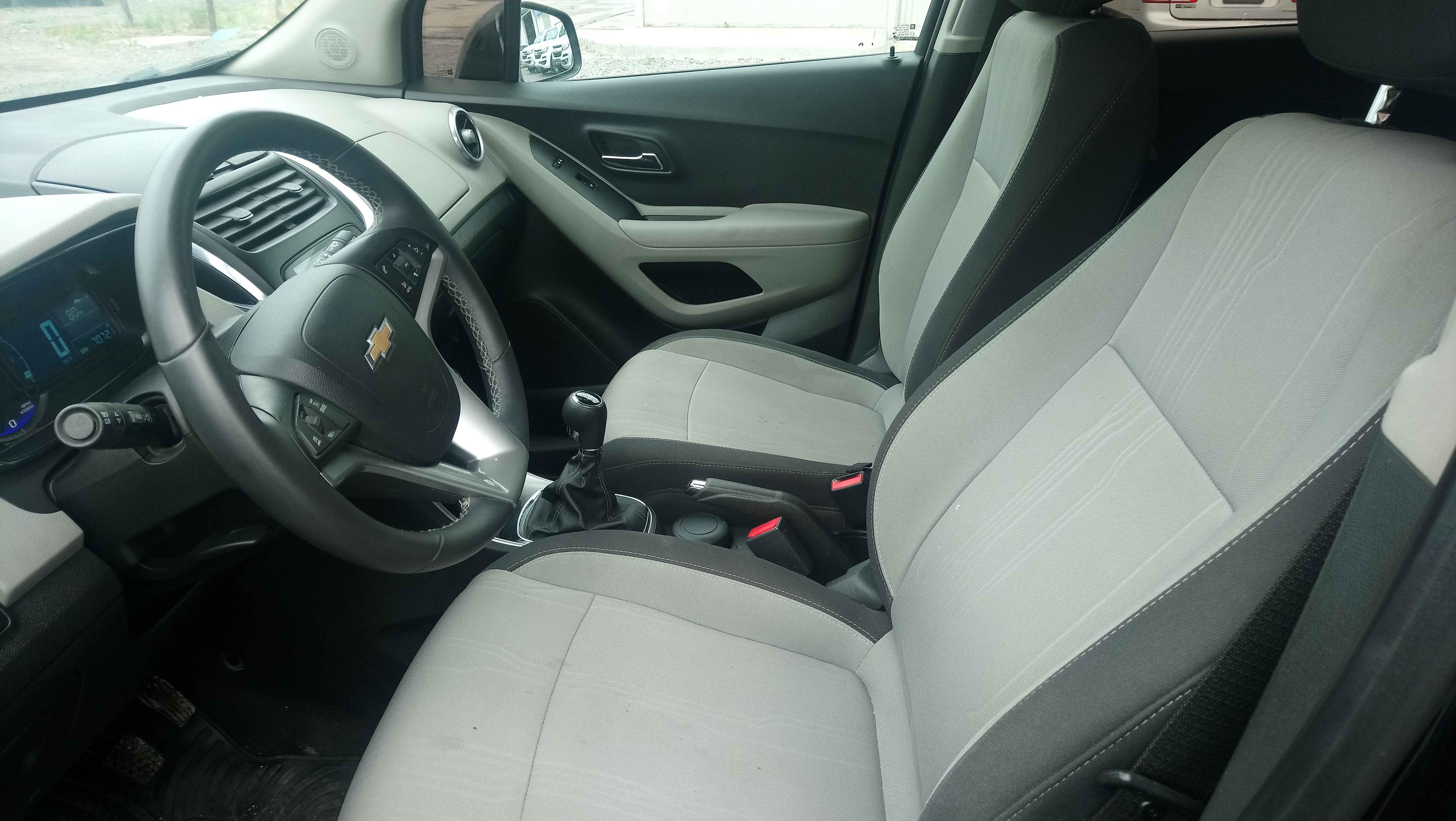 2014 Chevrolet Tracker LTZ 1.8L
