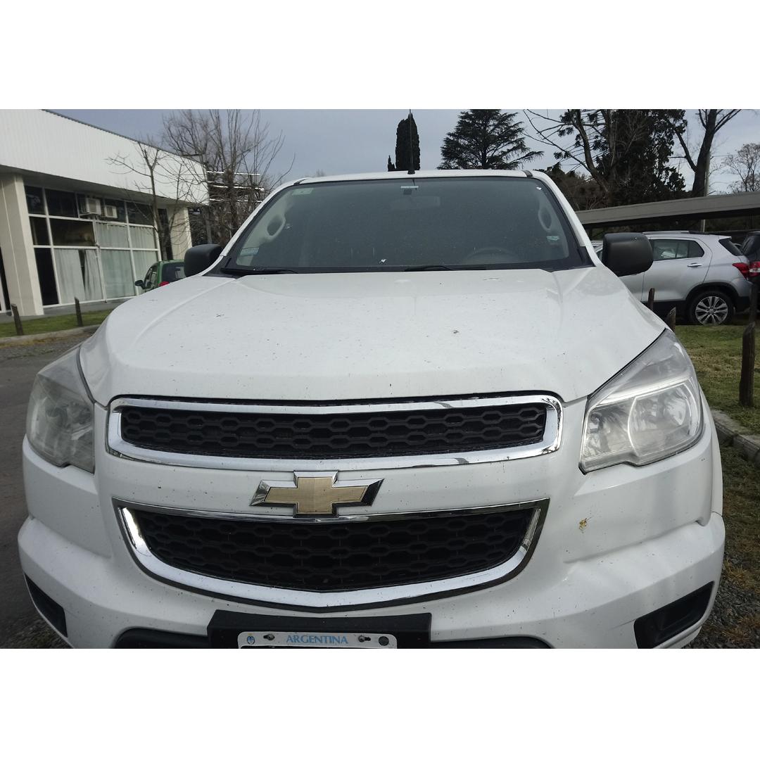 2016 Chevrolet S10 CC 4x2 LS 2.8L