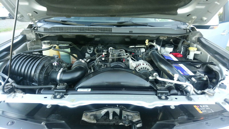 2015 Chevrolet S 10 CC 4x2 LT 2.8L
