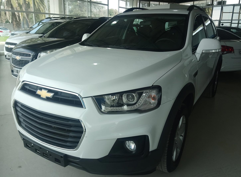 2017 Chevrolet Captiva LS 2.4L