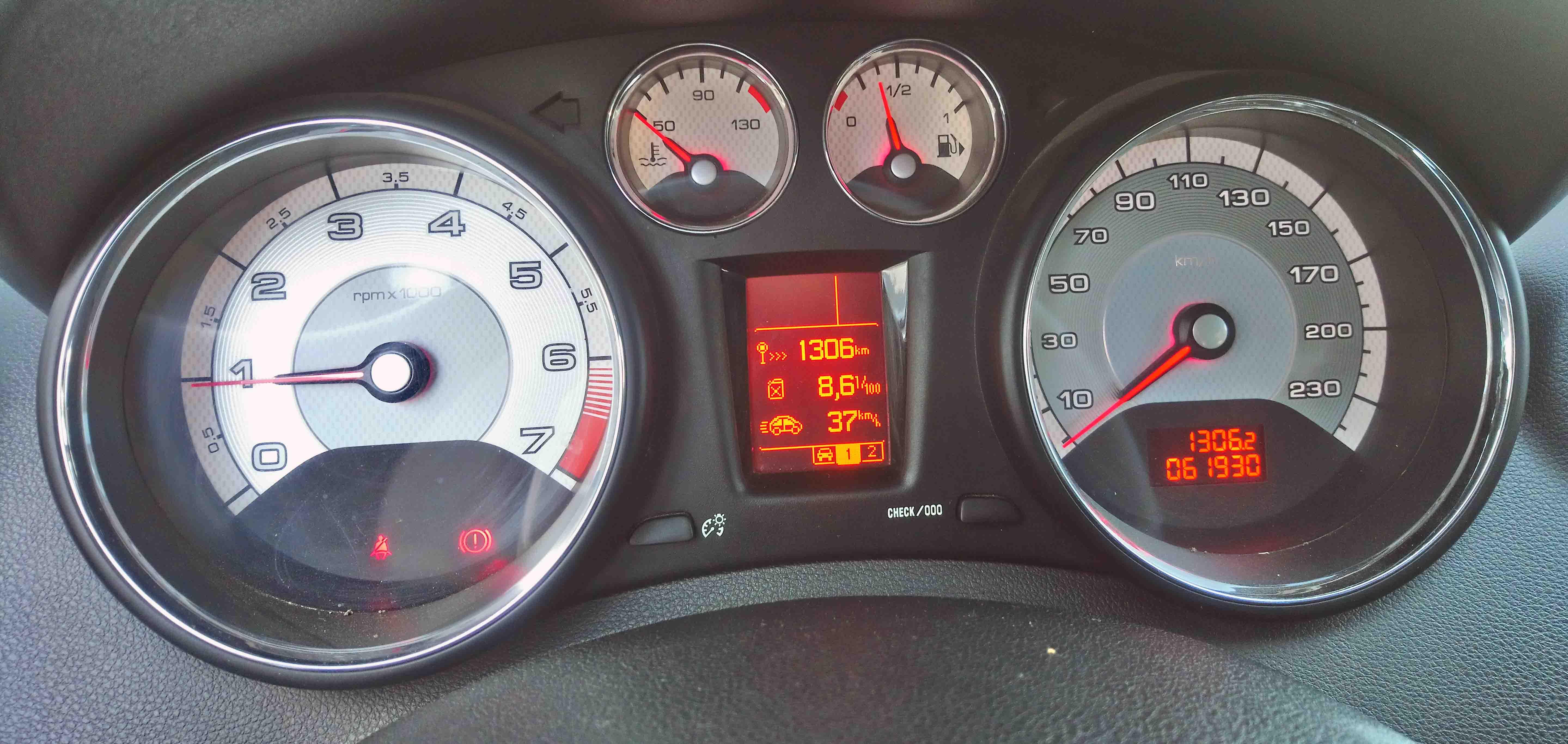 2017 Peugeot 408 Allure 1.6L