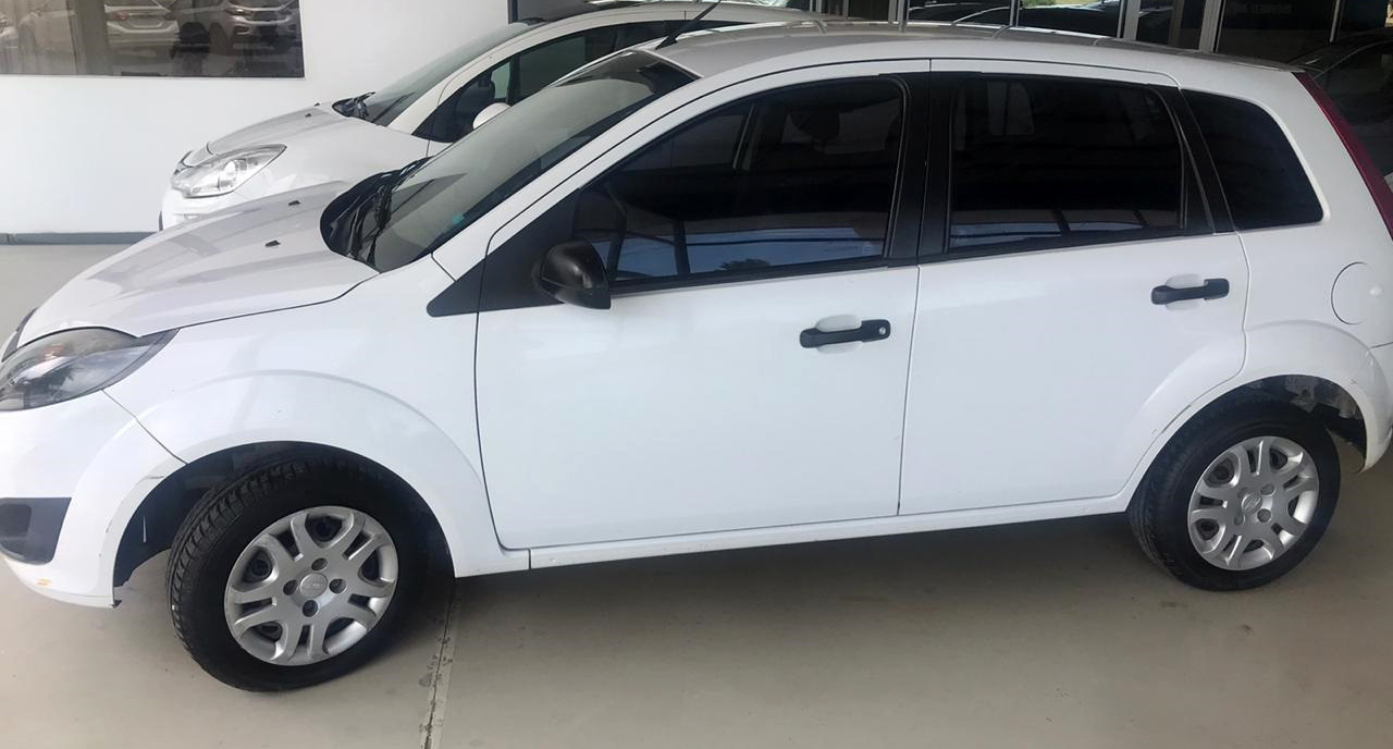 2011 Ford Fiesta Ambiente MP3 1.6L