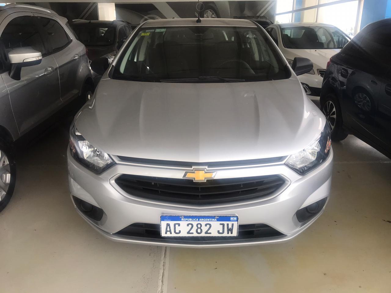 2018 Chevrolet Prisma LT 1.4L