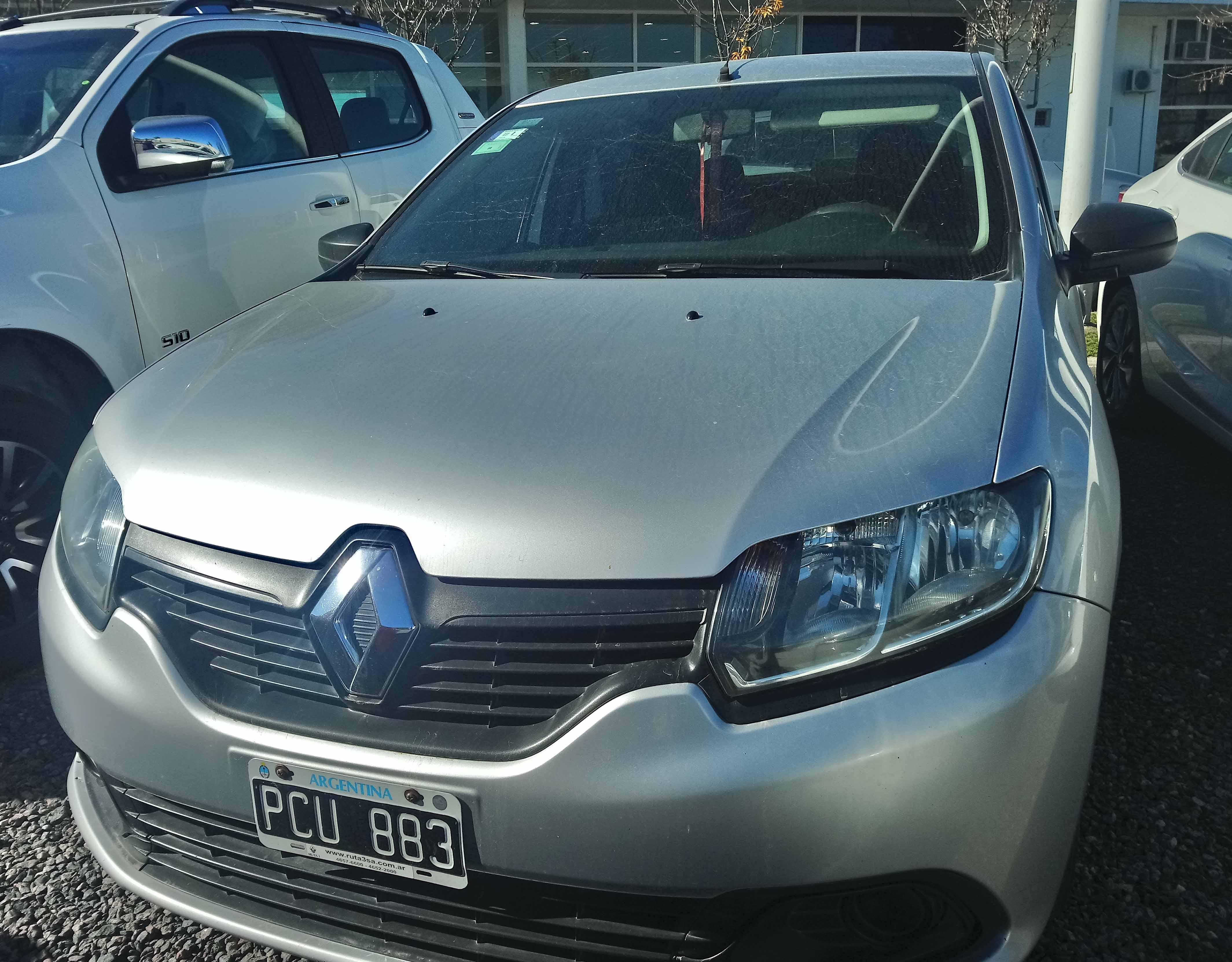 2015 Renault Nuevo logan Autentique 1.6L