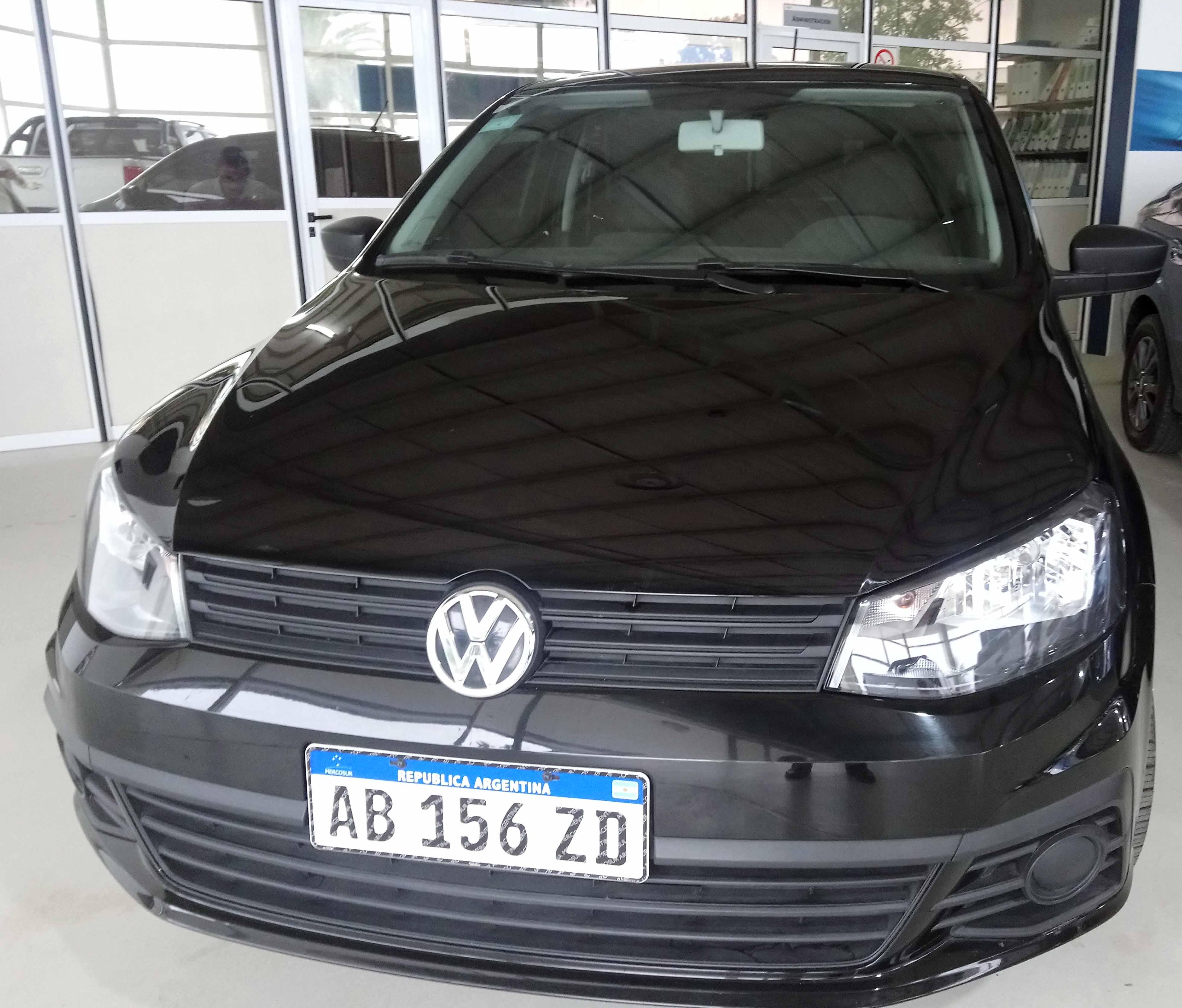2017 Volkswagen Gol Trend 3 Ptas PK 1 16L