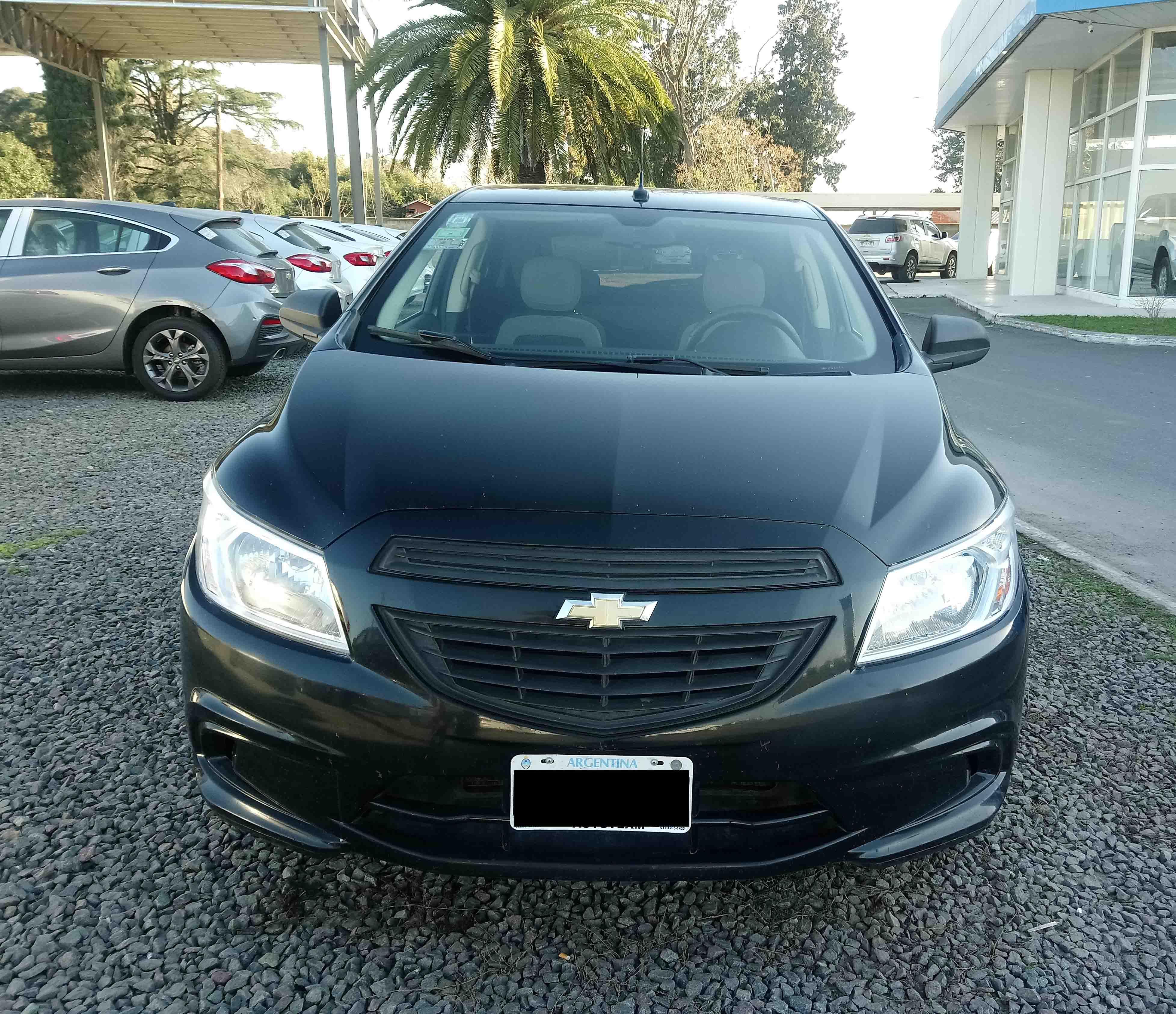 2015 Chevrolet Onix LT 1.4L