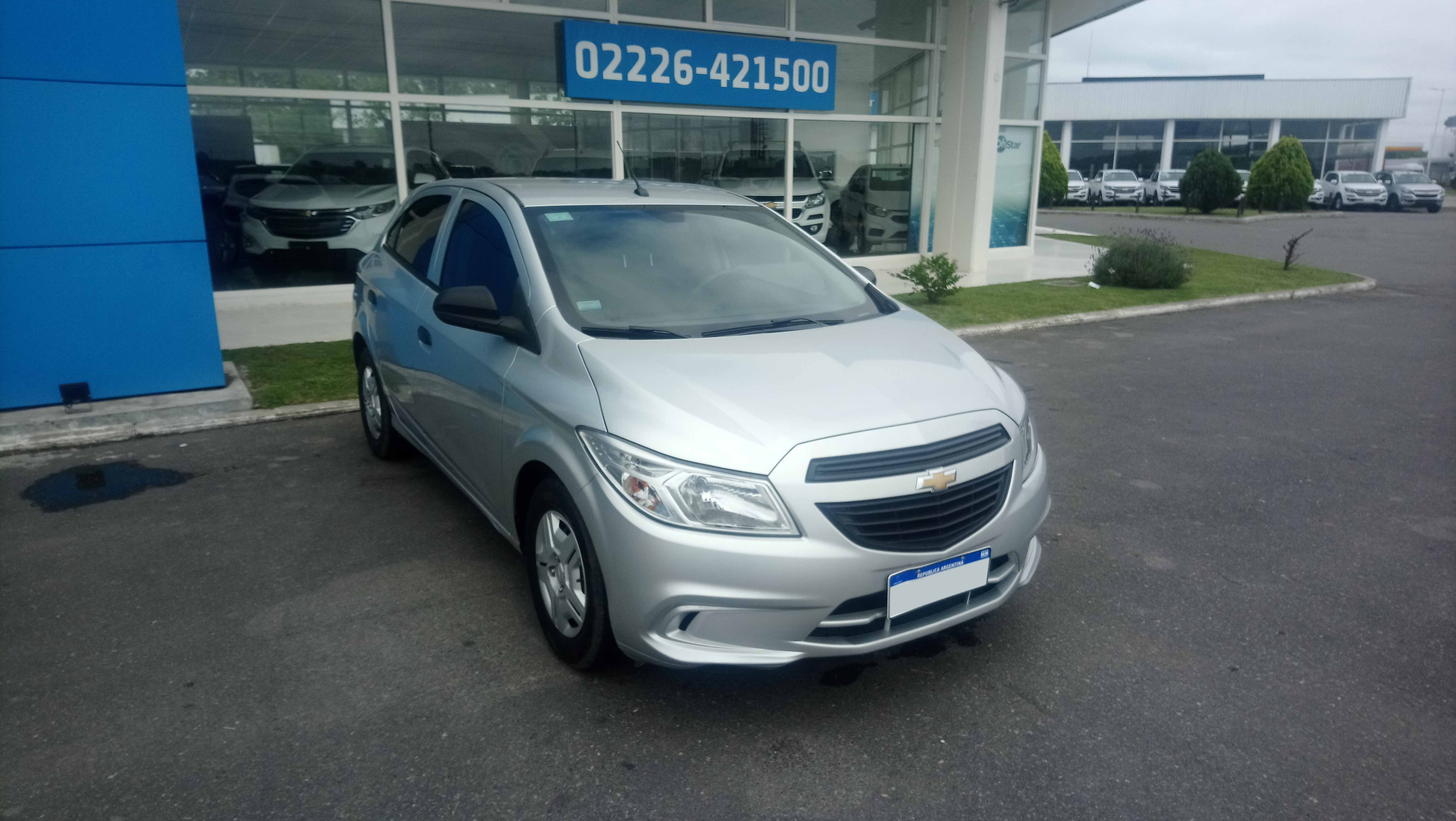 2017 Chevrolet Onix Joy 1.4L