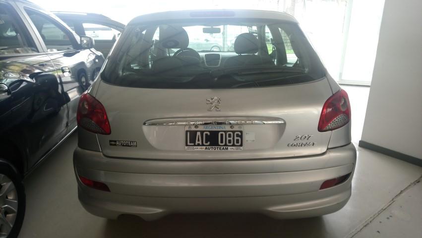 2012 Peugeot 207 Hdi 5 Ptas Compact 1.4L