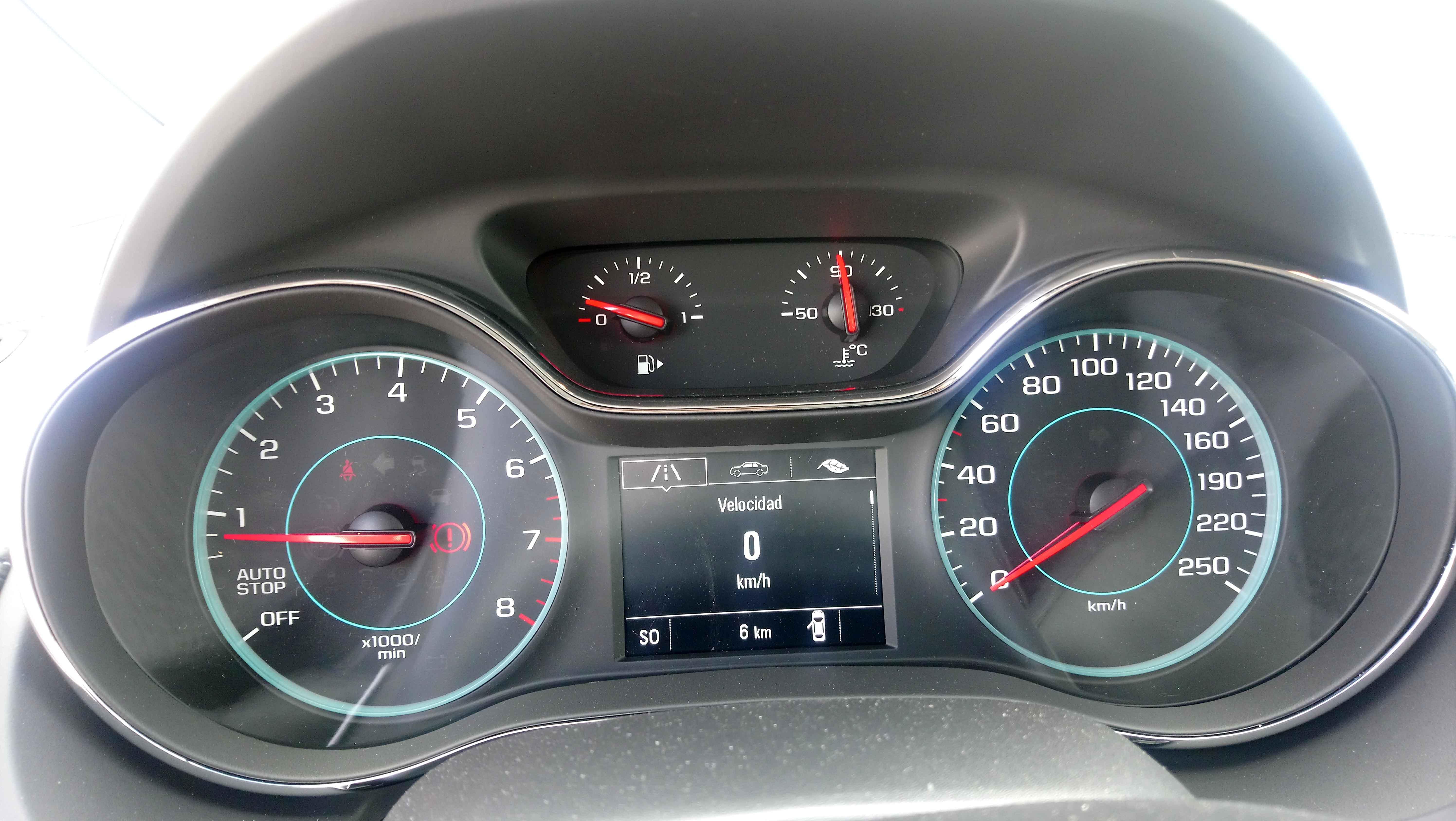 2018 Chevrolet Cruze 5 Ptas LT 1.4L