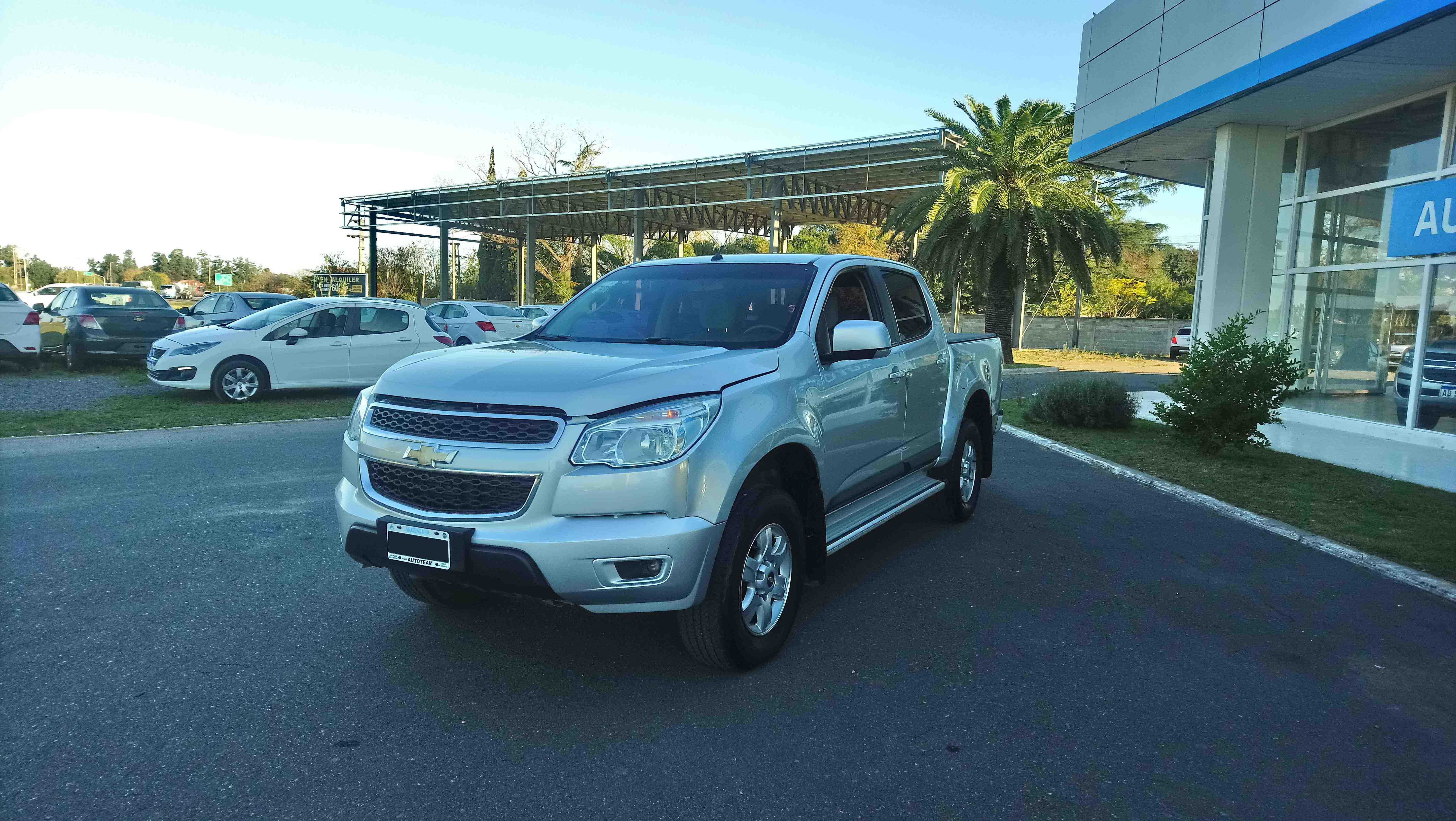 2015 Chevrolet S10 CC 4X2 LT 2.8L