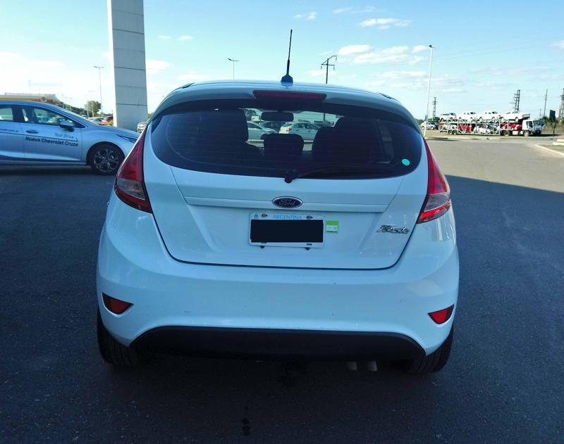 2013 Ford Fiesta KD Titanium 1.6L