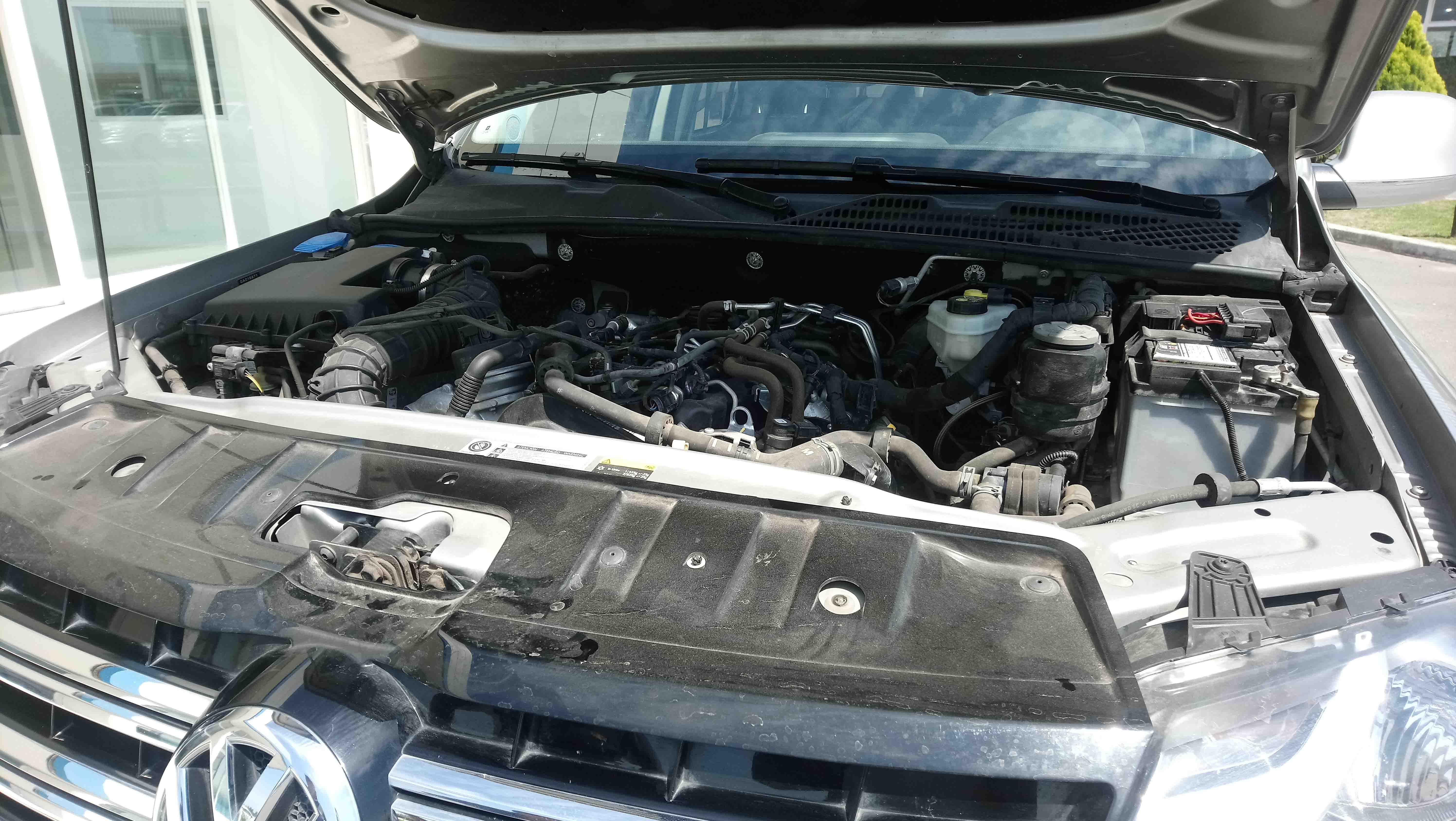 2015 Volkswagen Amarok 4x2 Higline 2.0L