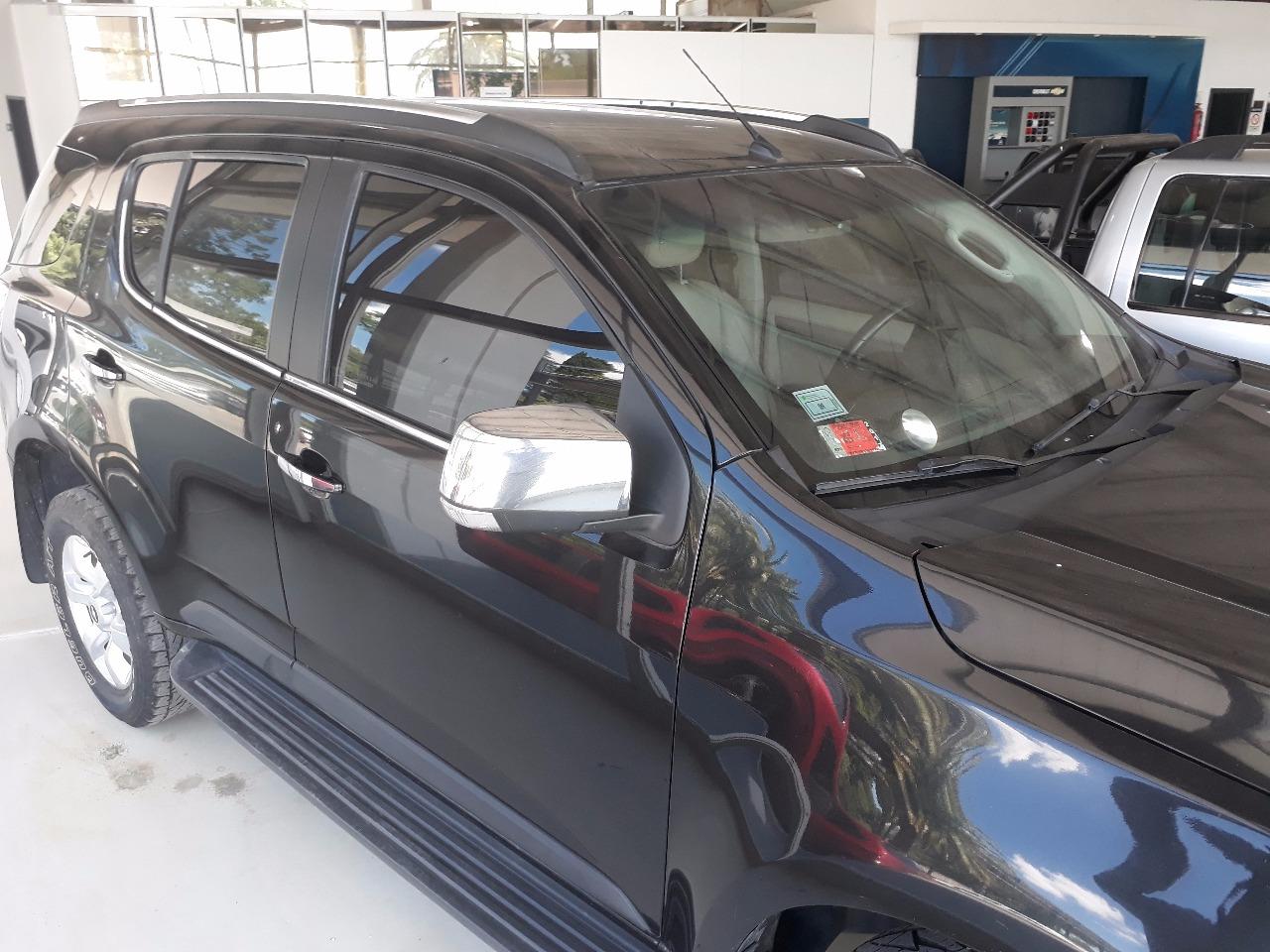2013 Chevrolet Trailblazer LTZ 1,4L