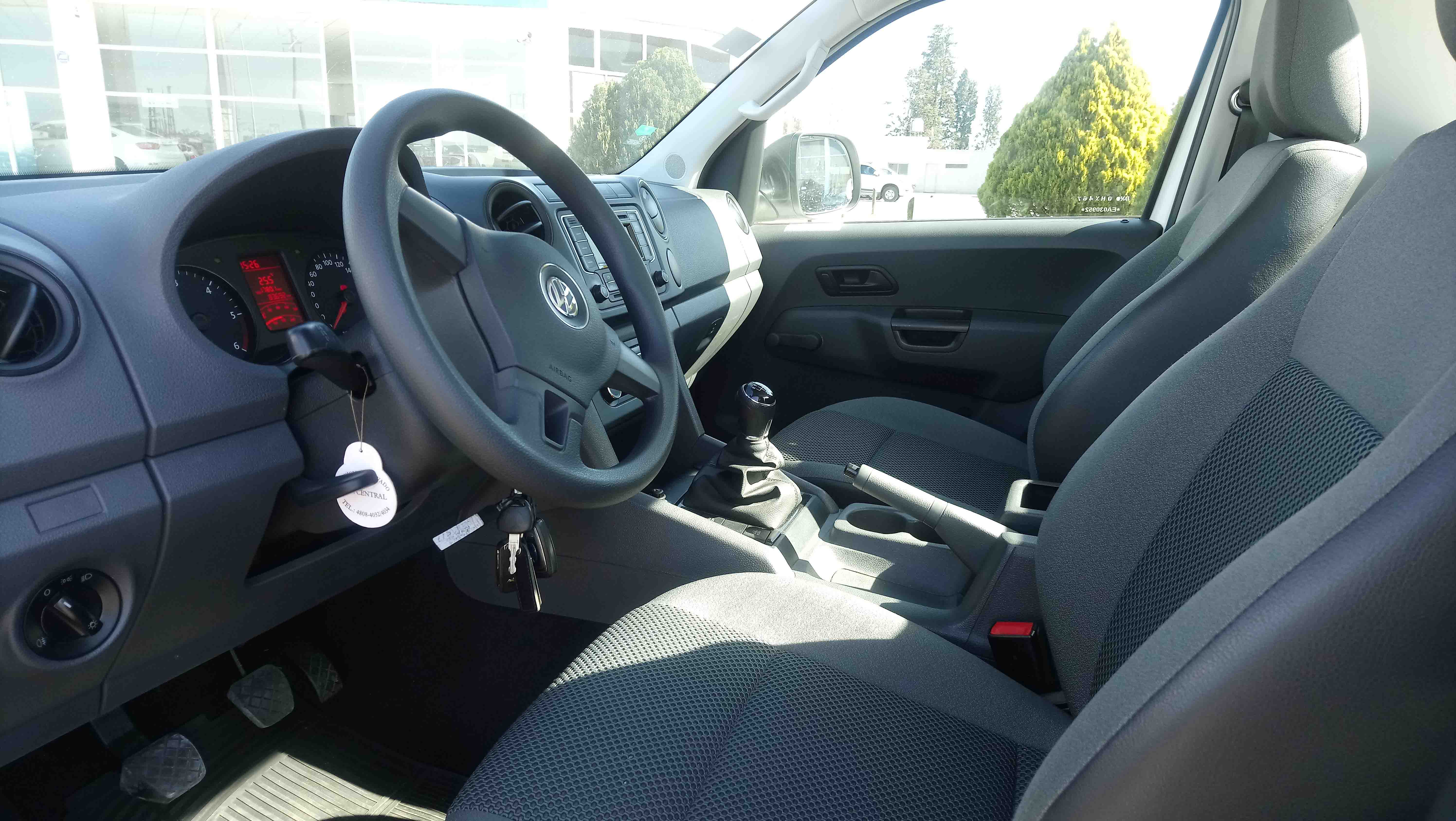 2014 Volkswagen Amarok 4x2 Cab Simple 2.0L