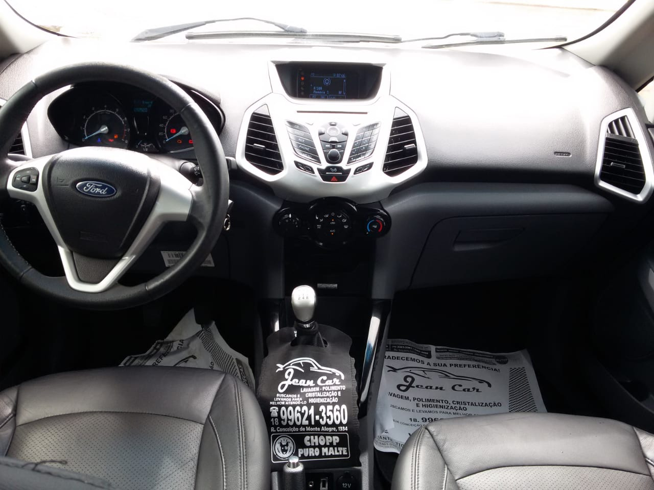 FORD ECOSPORT FREESTYLE 2.0 2013