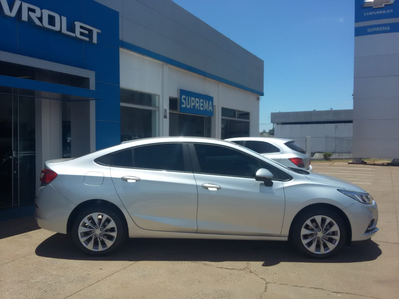 CHEVROLET NOVO CRUZE TURBO 1.4 2017