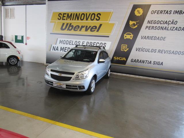 Chevrolet AGILE LTZ 1.4 2011