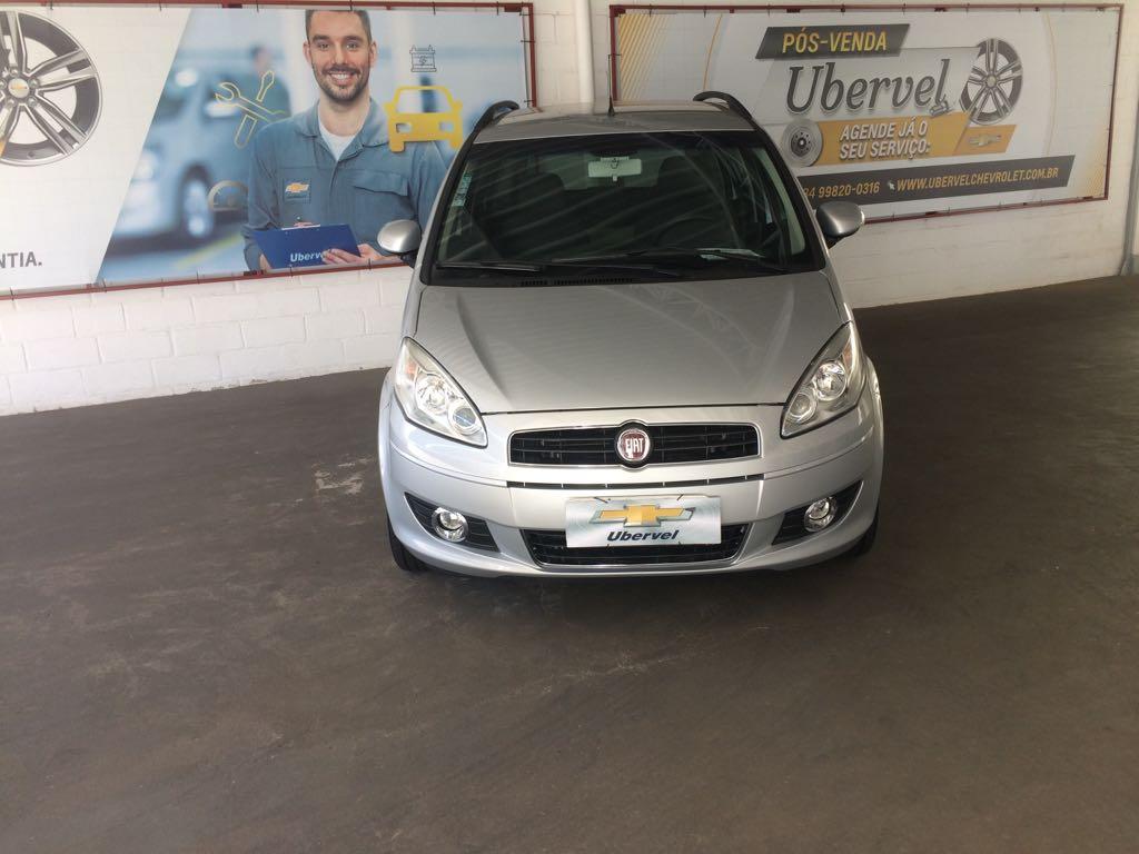 FIAT IDE ATTRA 1.4 2012