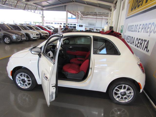 FIAT 500 CABRIO DUAL 1.4 2015
