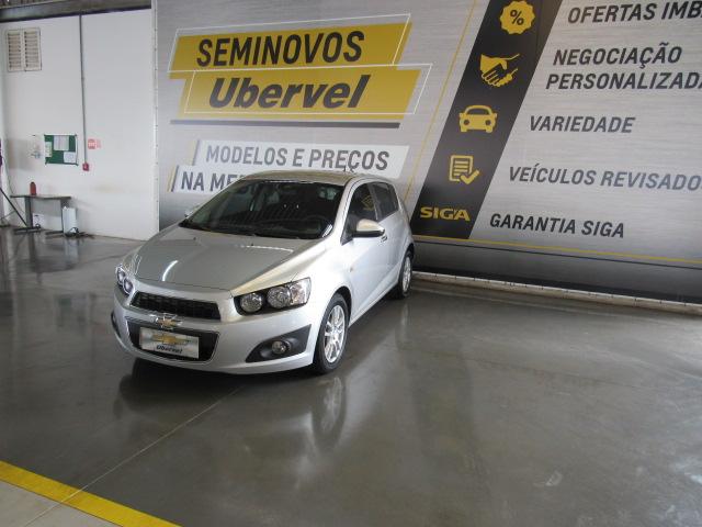 Chevrolet SONIC LTZ 1.6 2013