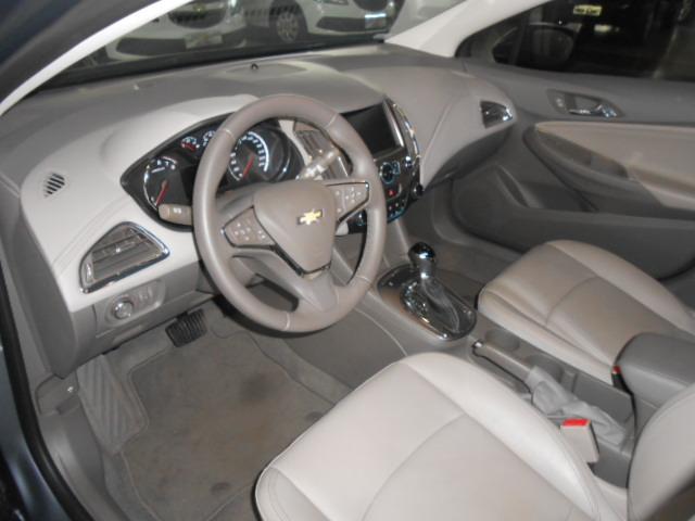 Chevrolet CRUZE LTZ 1.4 2017