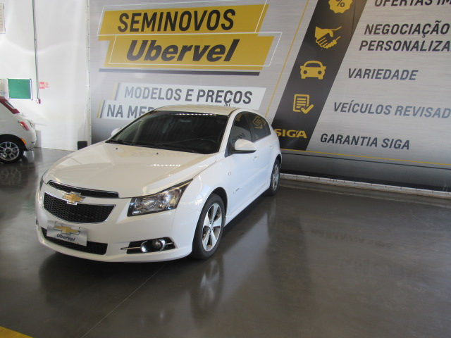 Chevrolet CRUZE LT 1.8 2013