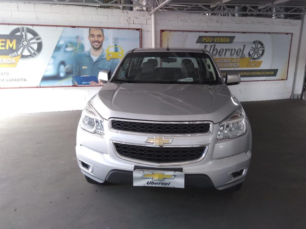 Chevrolet S10 LT 2.4 2014