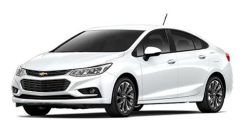 Chevrolet CRUZE NB LTZ 1.4 2019