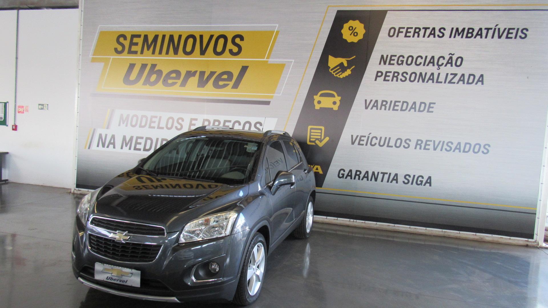 Chevrolet TRACKER LTZ 1.8 2014