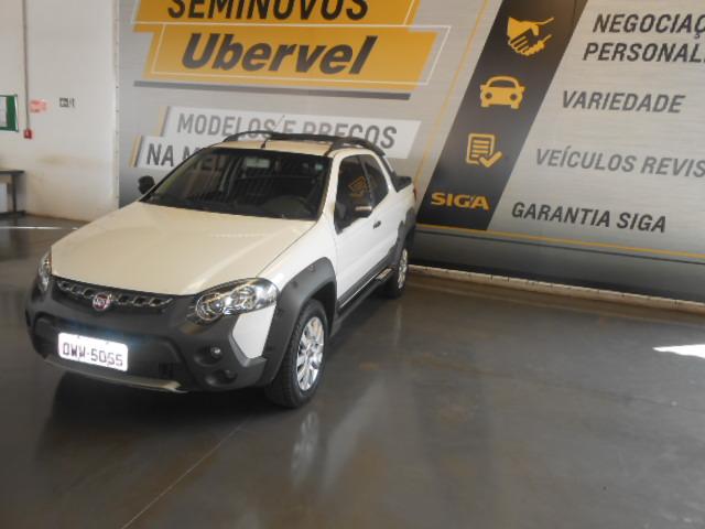 FIAT STRADA ADV 1.8 2014