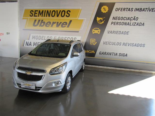 Chevrolet SPIN LTZ 1.8 2015