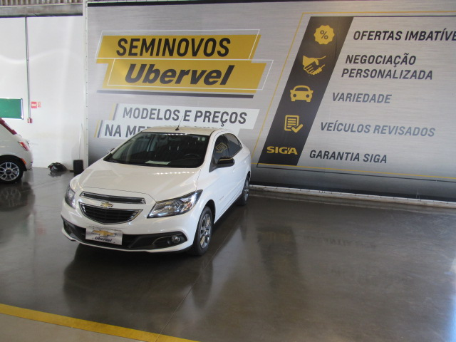 Chevrolet PRISMA ADV 1.0 2015