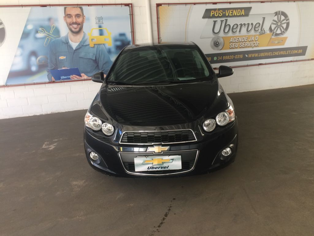 Chevrolet SONIC SD 1.6 2013