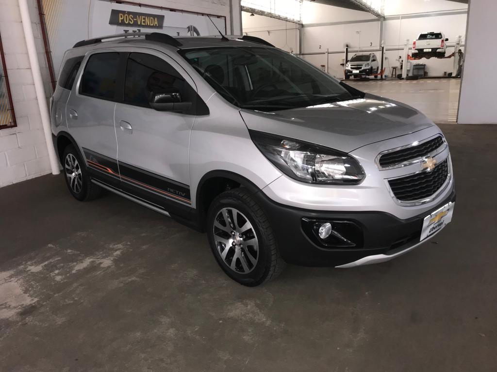 Chevrolet SPIN ACT 1.8 2015