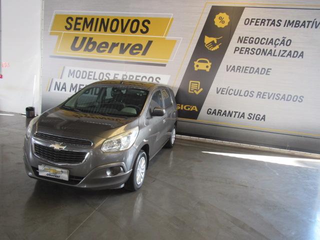 Chevrolet SPIN LT 1.8 2013