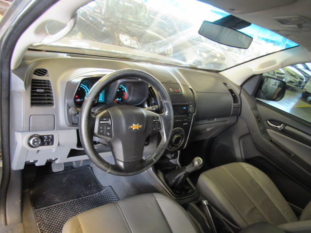 Chevrolet S10 LTZ 2.4 2013